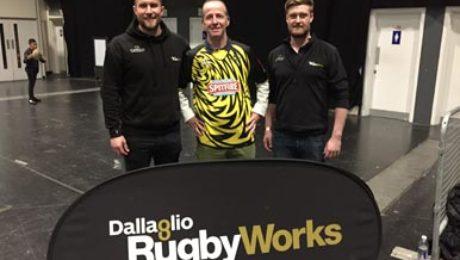 P2S Rugbyworks visit London